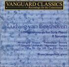 Beethoven: Masterpieces for Solo Piano (CD, Aug-2003, 2 Discs, Artemis Classics)