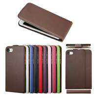 Magnetic Leather Case Flip Pouch Slim Cover for iPhone 7 7 Plus 6 6s Plus 5s SE
