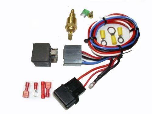 14 INCH 250W 12V THERMO FAN kit electric fan