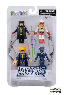 View Askew Minimates Jay /& Silent Bob Strike Back Series 1 Box Set