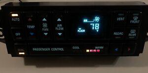 1997-2005 Buick CENTURY REGAL AC HEATER DIGITAL Climate Temperature Control