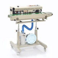 110v220v Automatic Inflating Film Sealer Band Sealer Sealer Machine With Gas