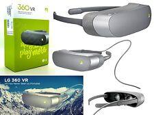100% Genuine LG 360 VR Virtual Reality Headset Mobile 3D Video Glasses For LG G5