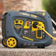 Firman W03381 Whisper Series Inverter Generator 3300 Running Watts