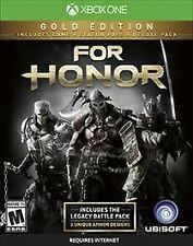 For Honor: Gold Edition (Xbox One) - GAME + DLC