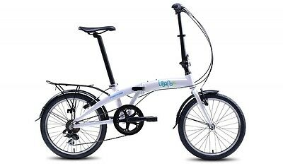 Polygon Urbano 3.0 - Folding Bike Shimano Tourney 6 Speed NEW Bicycles Online