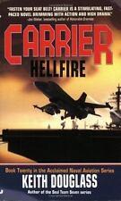 Hellfire (Carrier, No. 20) Douglass, Keith Mass Market Paperback