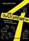 Auf der Spur des Feuerteufels / Die unsichtbaren 4 Bd.4 von Henriette Wich (2012, Gebundene Ausgabe)
