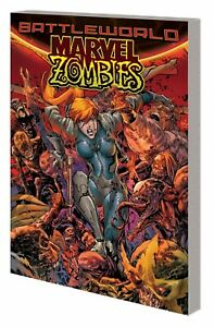 MARVEL-ZOMBIES-BATTLEWORLD-SECRET-WARS-TPB-ROBERT-KIRKMAN-MARVEL-COMICS-TP-NEW