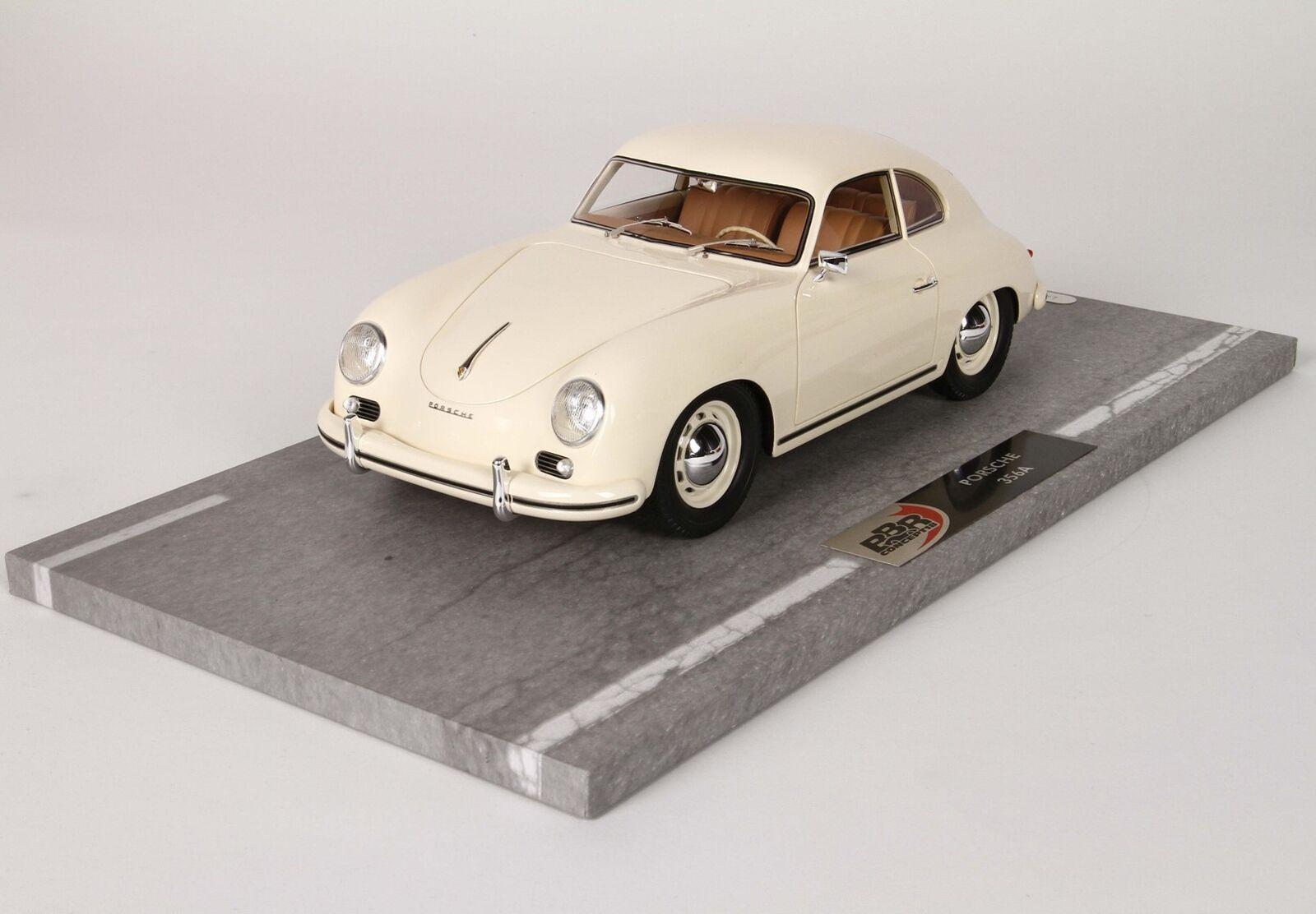 Porsche 356A Coupe 1955 BBR 1 18 BBRC1820E Model