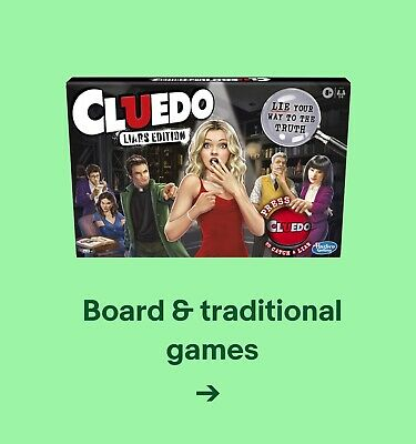 Board & traditional games