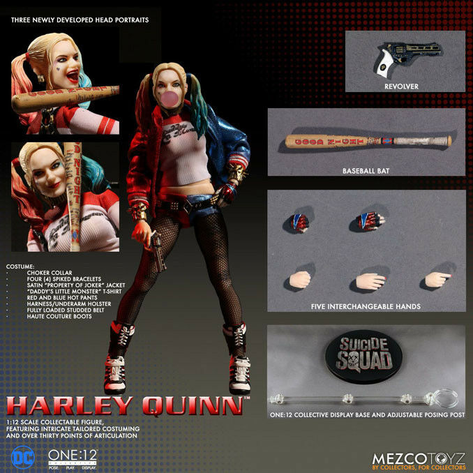 Harley Quinn (Suicide Squad) One:12 Collective Figure