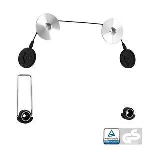 ULTRA-SLIM-LED-TV-WALL-MOUNT-BRACKET-SAMSUNG-40-46-55-60-65-70