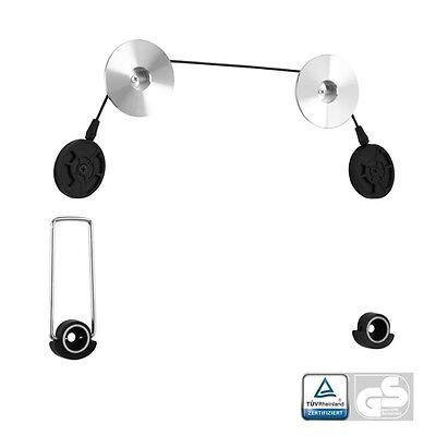 "ULTRA SLIM LED TV WALL MOUNT BRACKET SAMSUNG 40 46 55 60 65 70"""