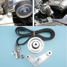 K Series Swap Adjustable Ep3 Idler Pulley Belt Kit Fit Civic Integra Honda Tuned