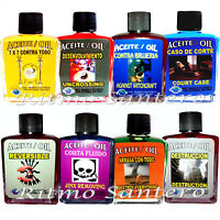 Spiritual Oil Many Names- Protection Witchcraft Aceite Espirituales Anoint Spell