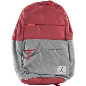 b0e9268530db La foto se está cargando Nike-Jordan-Jumpman-Mochila-escolar-de-pivote-Air-
