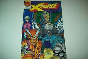 X-FORCE-N-2-MARVEL-COMICS-SETTEMBRE-1994-BUONISSIMO-STATO