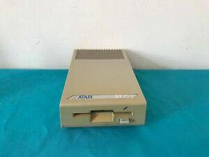 Atari-SF354-3-25-floppy-drive-Power-ups-AS-IS-2-2