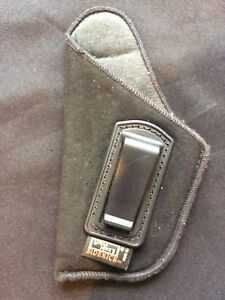 Uncle Mike/'s Nylon Open-Top Inside-The-Pocket Holster