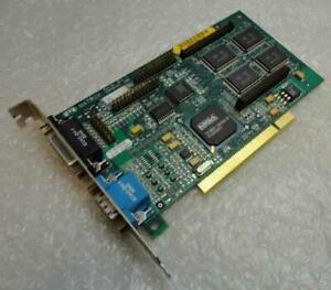 4 Mo Genuine Matrox 644-00 REV: A VGA PCI vintage carte graphique vidéo