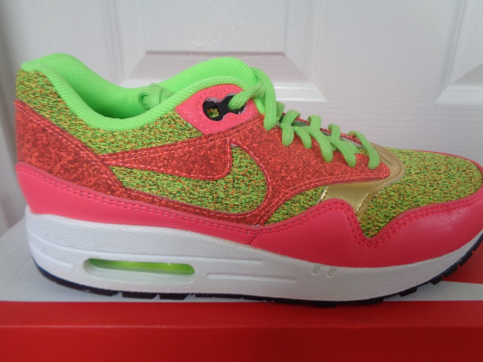 Nike Air Max 1 SE Femme trainers chaussures 881101 300 uk 3.5 eu 36.5 us 6 NEW+BOX