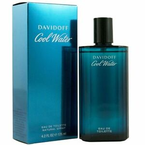 Davidoff-Cool-Water-Man-Men-125-ml-Eau-de-Toilette-EDT-Vapo-Neu-OVP-Spray
