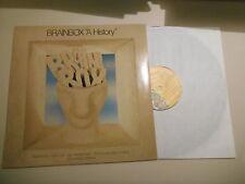 LP Jazz Brainbox - A History (14 Song) BOVEMA NEGRAM Jan Akkerman Kaz Lux