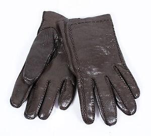 Damen  Echt Leder Handschuhe Gr S  M  L XL XXL   //nr//014