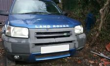 LANDROVER FREELANDER 2001 PETROL 5sp A/CON BREAKING FOR PARTS O/S RIGHT N/S LEFT
