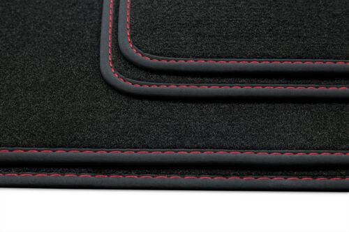 2005-2014 Premium Fußmatten für Opel Zafira 2 II Bj