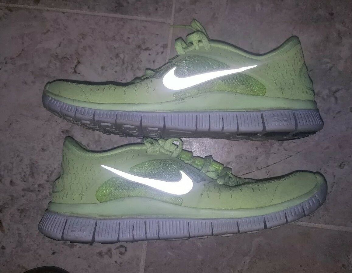 NIKE FREE RUN 3.0 WOMEN'S SIZE US8.5 LIME GREEN  ONLY MODEL ON EBAY FOR SALE