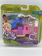 Polly Pocket Pollyville Ice Cream Truck Ship