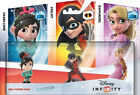 Disney Infinity 3 Girls Power Pack Vanellope Violet Rapunzel