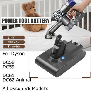 3-0-Ah-Li-ion-Battery-For-Dyson-SV03-SV04-SV05-SV09-V6-Handheld-Vacuum-Cleaner