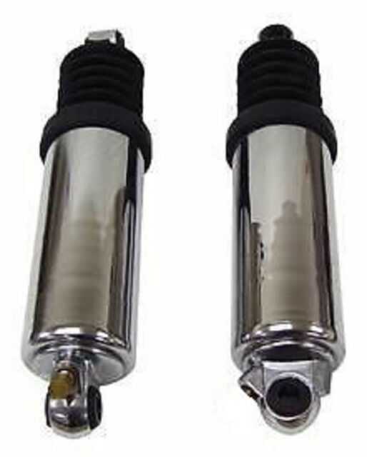 STANDARD LOWERED AIR SHOCKS HARLEY FLHR ROAD KING FLTR ROAD GLIDE ULTRA 97-12