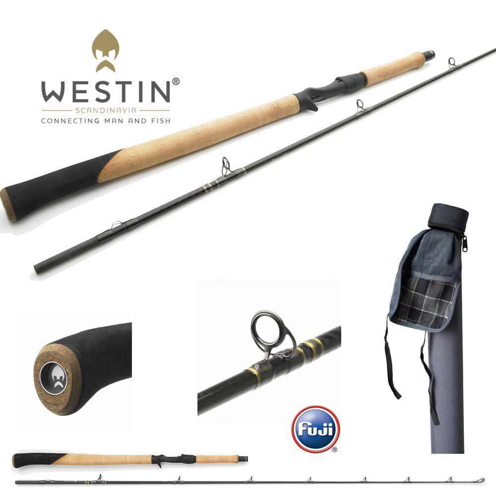 Westin W6 Jerkbait 6'6  XXH 40-130g