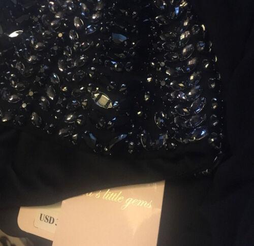 NWT $375 TED BAKER SASCHA BEADED DETAIL DRESS TED 3//US 6