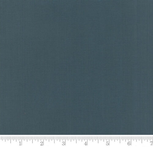 Moda Fabric Bella Solids Basics Outer Space Per 1//4 Metre