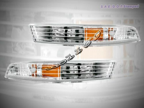 94-97 Acura Integra Front Bumper Lights Clear 95 96 NEW