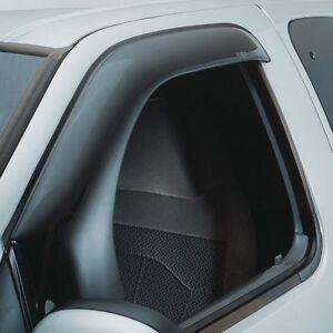 Side Window Vent Aerovisor Off Road Front Wind Deflector