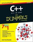 C++ All-In-One for Dummies, 3rd Edition by John Paul Mueller, Jeff Cogswell (Paperback, 2014)