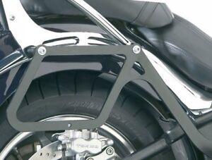 Kawasaki Black Saddlebag Supports Vulcan 2000 VN2000 03-09 Factory K53021-106 CO