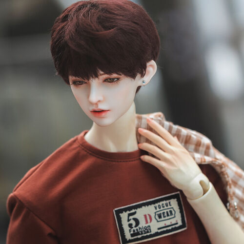 1//3 BJD SD Dolls Boy Wei Young Man Free Eyes Face Up Resin Toys