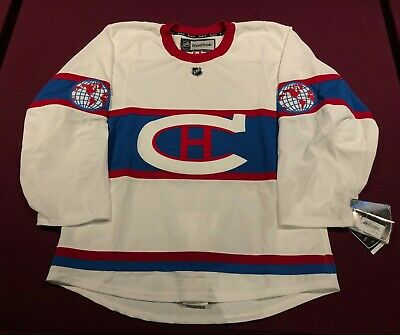 canadiens winter classic jersey