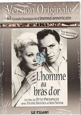 DVD L'HOMME AU BRAS D'OR neuf PREMINGER FRANK SINATRA vost COLLECTION FIGARO