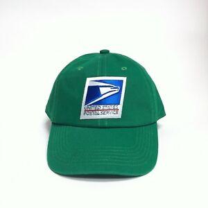 137f1c28df6 USPS Patch Dad Hat Cotton Cap United States Postal Service St ...