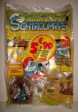 FIGURINE SCHTROUMPFS SMURF PITUFO SOUS BLISTER NUMERO 12
