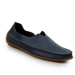 Mens-Summer-Slip-On-Loafers-Driving-Moccasin-Casual-Flats-Lightweight-Boat-Shoes