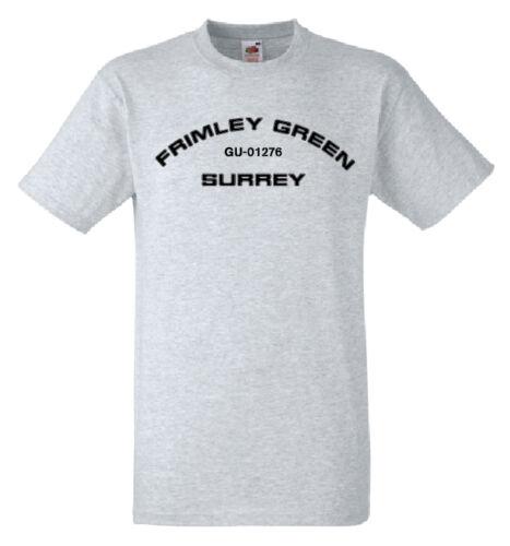 Frimley Green Surrey T shirt
